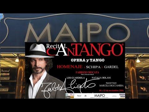 RecitaL Cantango - DVD: Maipo 12/11/2016