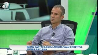 İsmail Kartal, Alex De Souza ile yaşananları anlattı! - A Spor