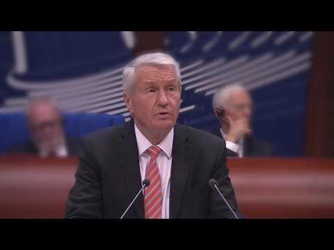 Secretary General Jagland on populism, fake news, terrorism, situation in Turkey