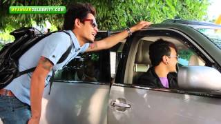 "Myint Myat, Aung La & Nang Su Oo @ ""Power of Love"" Movie Making thumbnail"