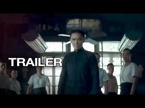 The Grandmasters Chinese Trailer #1 (2013) - Wong Kar Wai IP Man Movie HD