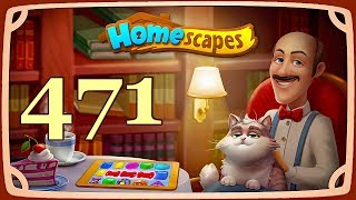 HomeScapes level 471