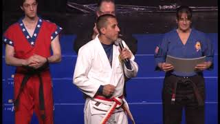 Gabrieles Martial Arts 2017 Black Belt Show Part 1