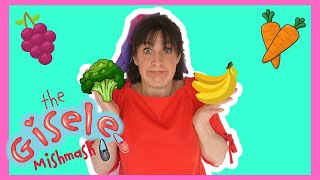 FRUITS AND VEGETABLES FOR TODDLERS | What Is The Difference Between A Fruit And A Veggie?