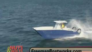Freeman 33 Power Catamaran - Nuts & Bolts Product Showcase
