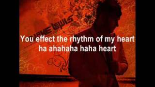Blake Lewis - Rhythm Of My Heart (With Lyrics)