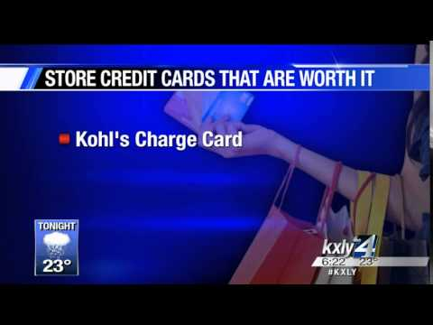 Working You Store Credit Cards That Are Worth It