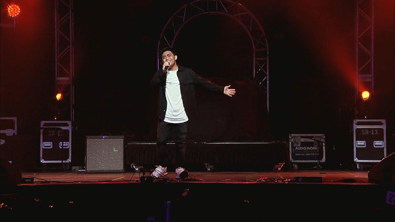 Brian Mendoza - Te Amo [Official Live Performance]