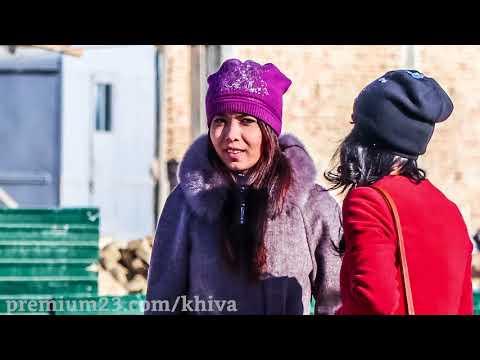 Khiva, Uzbekistan - Most Beautiful City in Central Asia