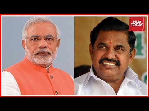 AIADMK Merger Plan Ready With NDA Government