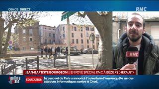 Béziers: le corps retrouvé sous une dalle en béton pourrait être celui d'Aurélie Vaquier