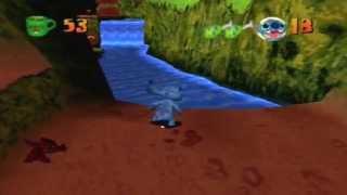 Lilo & Stitch: Trouble in Paradise [PS1] - (Walkthrough) - Part 9: Guava River