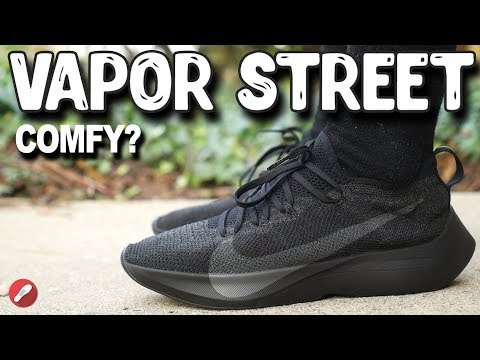 nike-vapor-street-flyknit-review!-full-length-react-cushion!-the-most-comfortable-shoe-out?