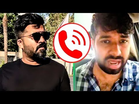 Simbu-Adhik's LEAKED Phone conversation details! | AAA controversy