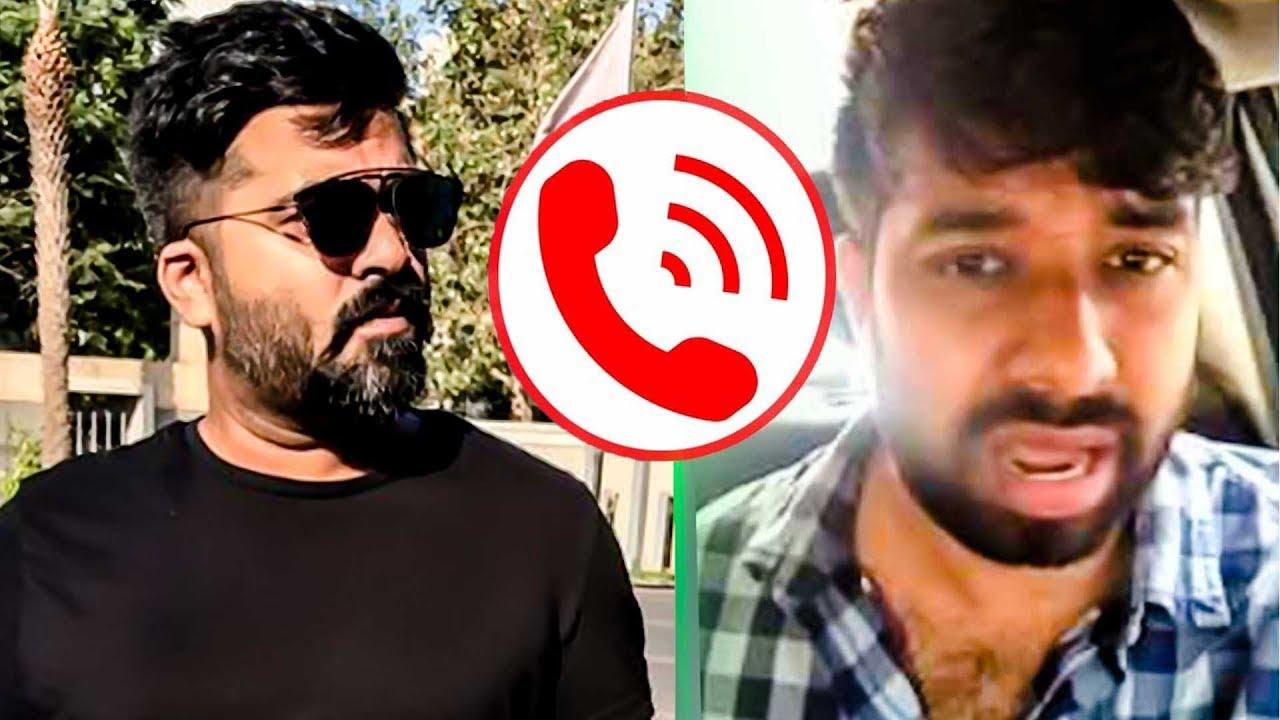 Simbu-Adhik's LEAKED Phone conversation details! | AAA controversy | TK884