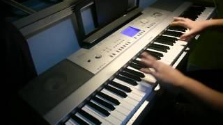 SHIMONETA ED - Inner Urge (Piano Cover)