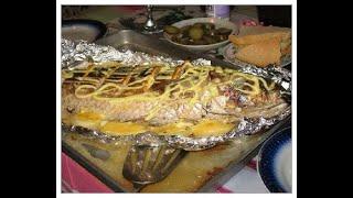 Приготовление пеленгаса .Запеченый пеленгас в духовке.Приправленный пеленгас 1