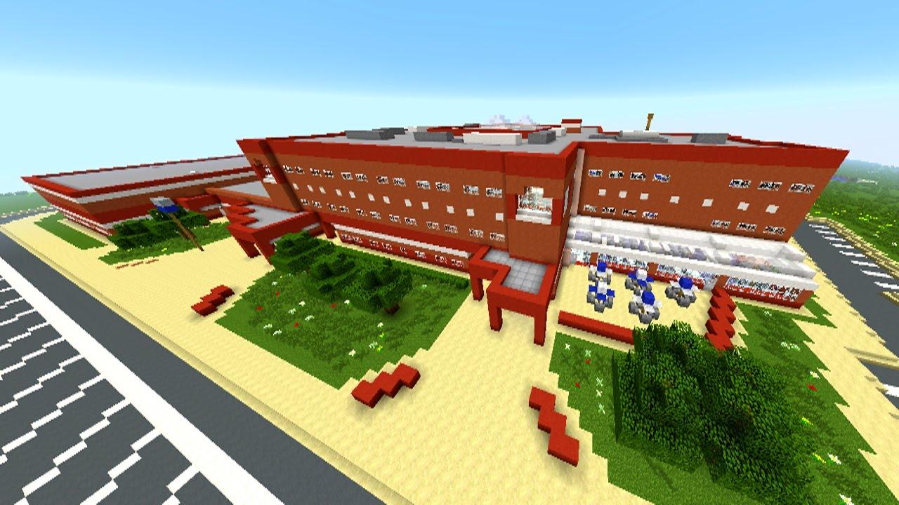 Map School Minecraft Free Wallpaper For MAPS Full Maps - Minecraft school spielen