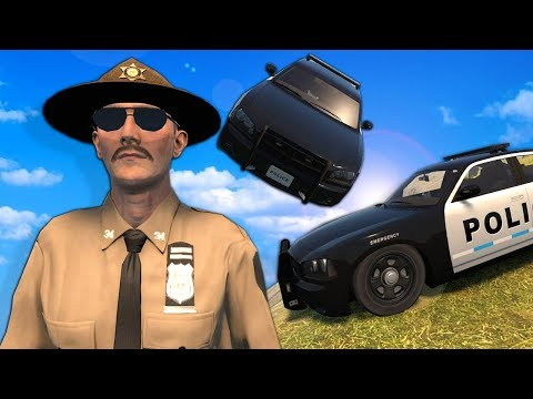 We Are Police Officers that Only Break the Law - Flashing Lights Police Multiplayer Roleplay |