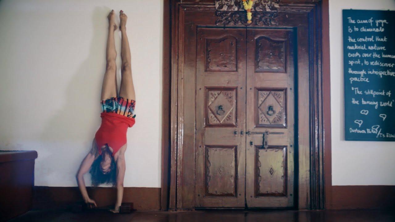 Building Strength & Stability for Handstands | Ashtanga Yoga | Laruga Glaser