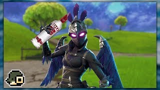 Do not drink and Fortnite.