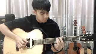 Flaming - Sungha Jung (Cover by TP)