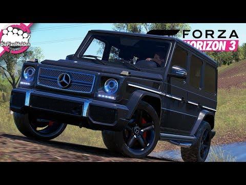 FORZA HORIZON 3 #231 - Das kleine Schwarze für die G-Klasse - DWIF - Let's Play Forza Horizon 3