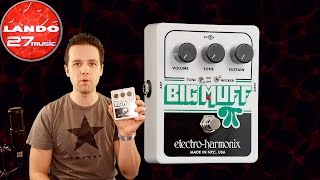 EHX Big Muff Pi with Tone Wicker - demo/review