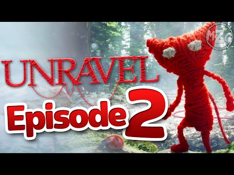 Jump for It!! - Unravel - Episode 2 : The Sea (Gameplay Play