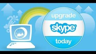 как отключить обновление скайп (skype) portable