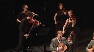 Danza del Molinero - M. De Falla (arr. Four Aces)