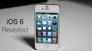 iOS 6 Revisited - The End of The Steve Jobs Era