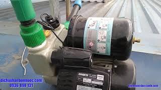Máy bơm tăng áp không ngắt nước