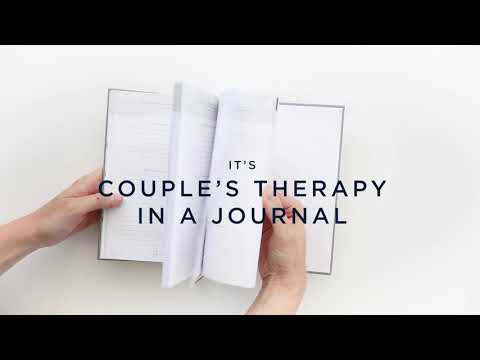 Promptly Journals - Loom Couples Connection Journal Overview