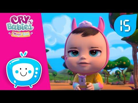 Сезон 2 🦙 Сборник 💖 CRY BABIES 💧 MAGIC TEARS 💕 Детский мультфильм 🎈 Для зрителей старше 0-х лет
