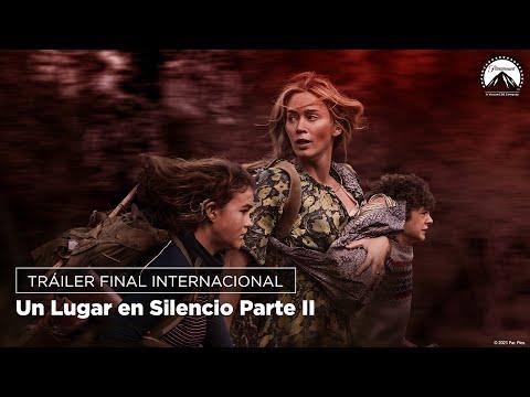 Un Lugar en Silencio Parte II   Tráiler Final Internacional