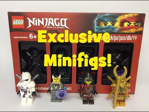 LEGO Ninjago: Toys'R'Us Exclusive-