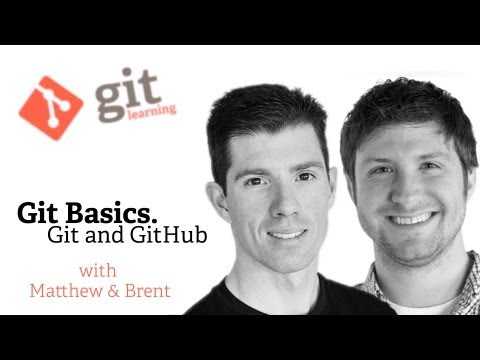 Webcast • The Basics of Git and GitHub • July 2013