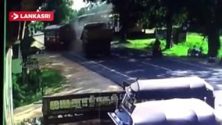 Accident In Vavuniya