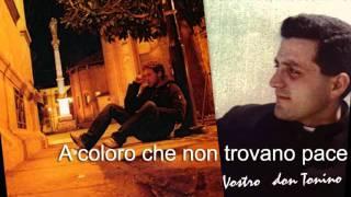 Don Tonino Bello - A coloro che non trovano pace