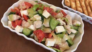 Диетический салат/ Parhez salat