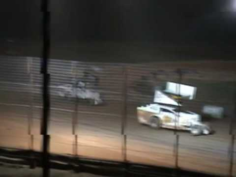 #28 David Forbis at Champion Park Speedway July 25, 2009