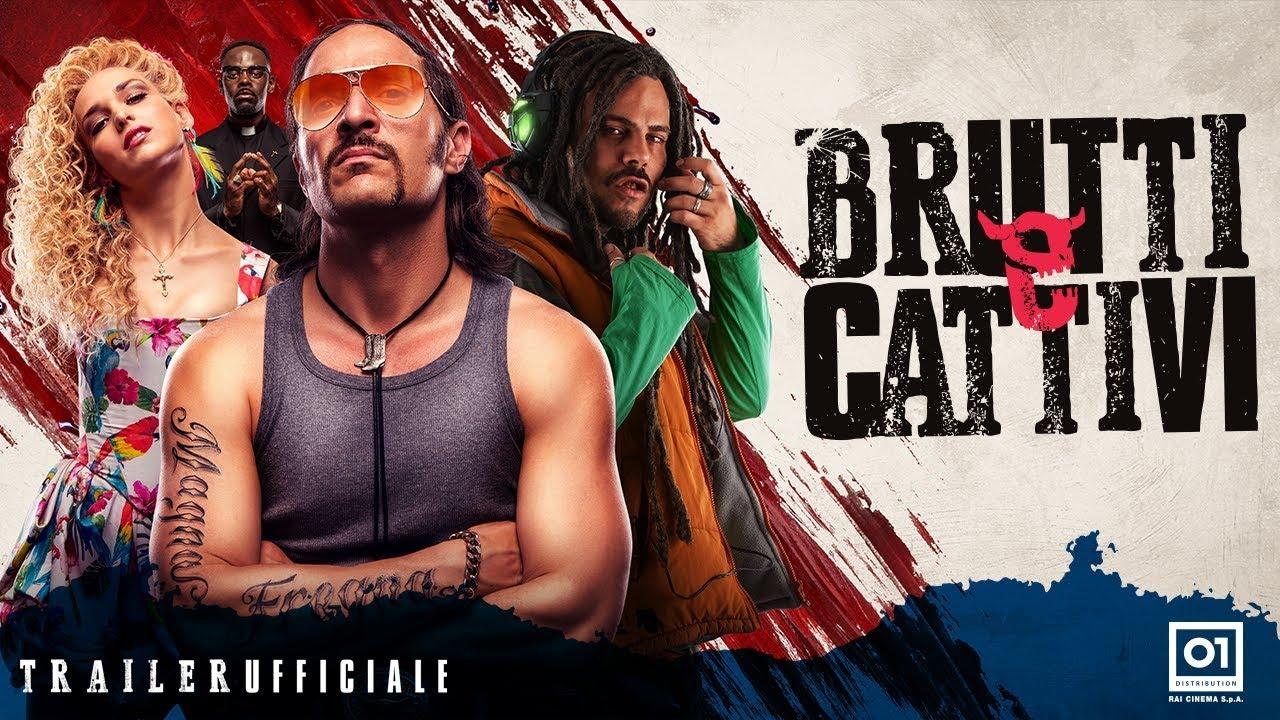 Download BRUTTI E CATTIVI (2017) di Cosimo Gomez - Trailer Ufficiale HD