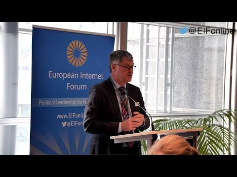Pearse O'Donohue, European Commission DG CNECT, on Internet of Things