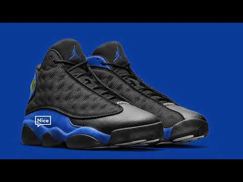air jordan 13 hyper royal blue