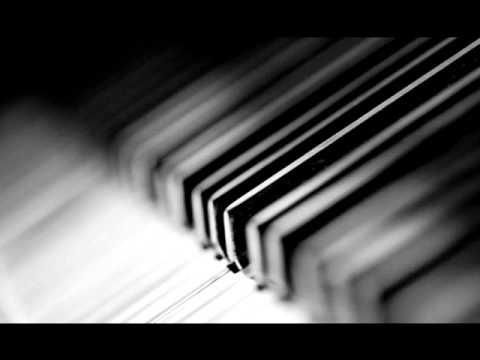 Trauriges Klavierlied