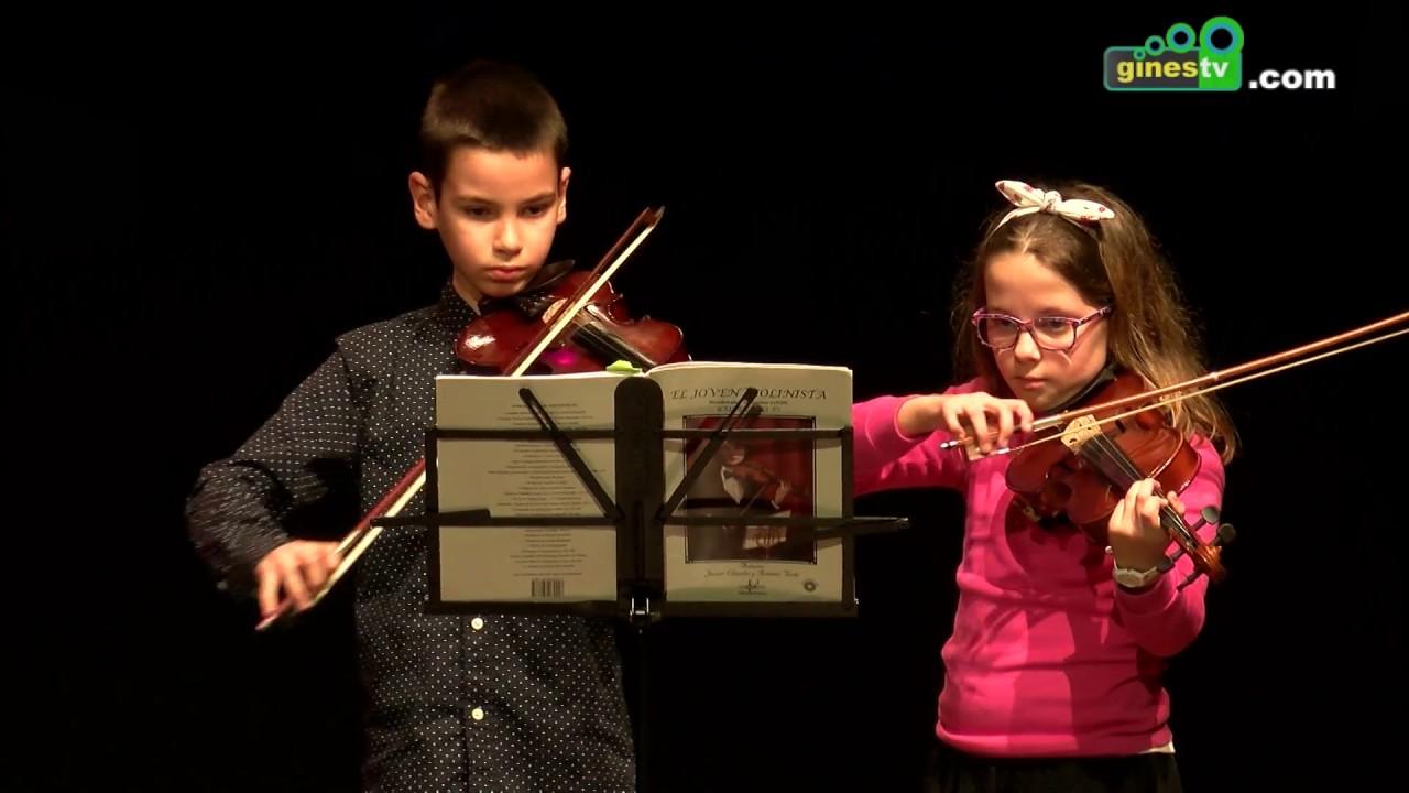 La Escuela municipal de Música y Danza celebró su Audición de Primavera