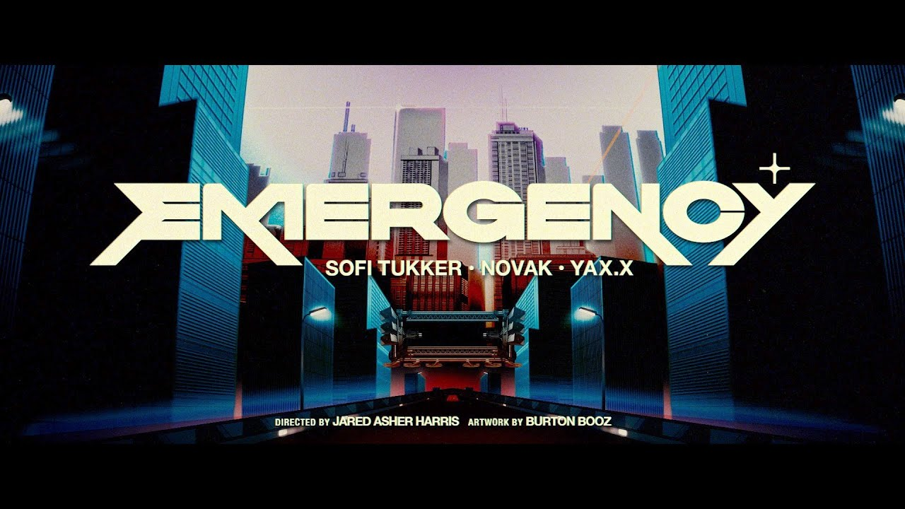 SOFI TUKKER & Novak & YAX.X - Emergency (Official Video) [Ultra Music]