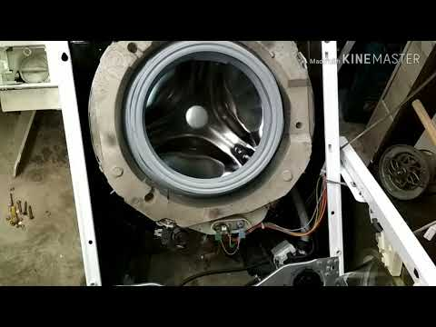Как заменить тен на стиральной машине сименс