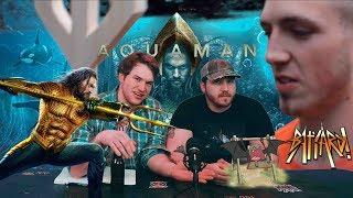 Is Aquaman The Best Movie in The DC Universe?!  Josh & Matt: Dynamic Duo